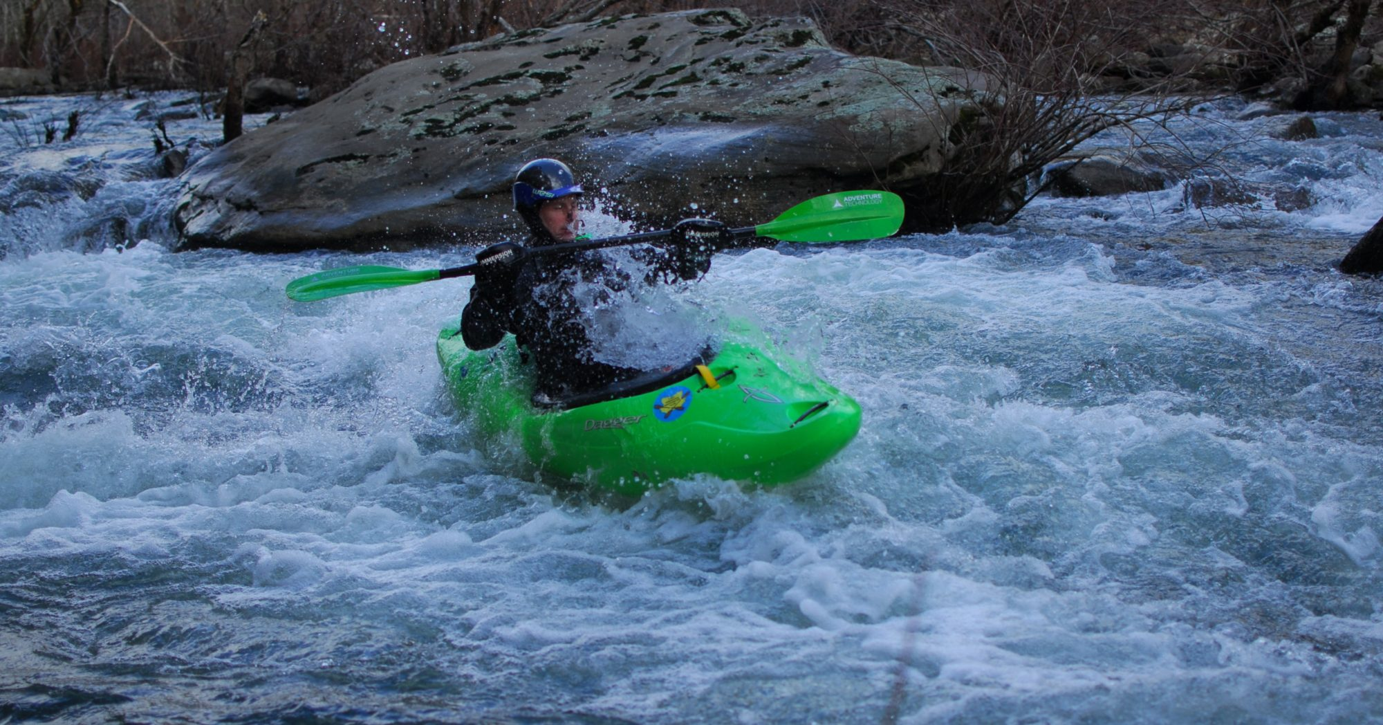 East Tennessee Whitewater Club